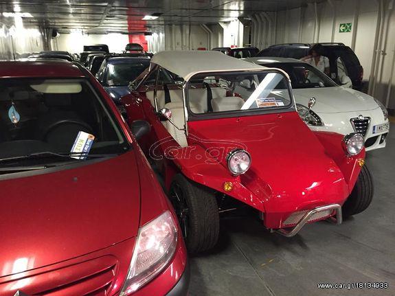 Αυτοκίνητο κάμπριο/roadster '20 BeachBuggy® (EURO4)
