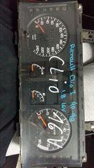 RENAULT CLIO I ΚΑΝΤΡΑΝ-ΚΟΝΤΕΡ ΜΕ ΣΤΡΟΦΟΜΕΤΡΟ 1800cc 16V '90-'98 ΜΟΝΤΕΛΟ