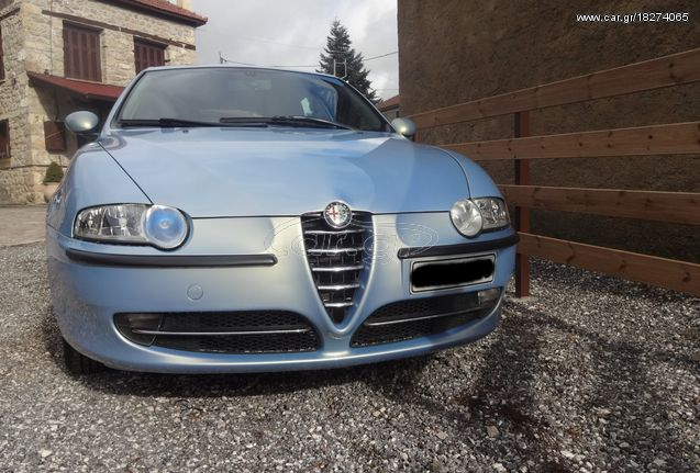 Alfa Romeo Alfa 147 '02 1.6 i 16V T.Spark (120 Hp)