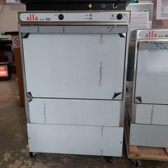 Πλυντήριο Πιάτων Ελληνικό Elviomex Alfa 50 eco. Ποιότητα & Τιμή Stockinox. Προσφορά