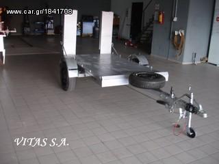 Ρυμούλκες/Τρέιλερ τρέιλερ αυτοκινήτου '11 TREILER 2.30 * 1.30