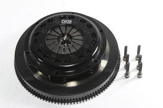 DKM Clutch δίδισκο-πλατό-βολάν MR για Audi A6 (C6) 2.0TDi