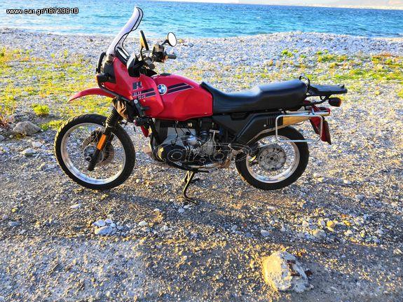 Bmw R 80GS '91
