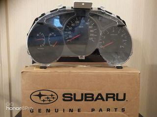 Subaru Forester πίνακας οργάνων - κοντερ