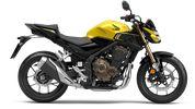 Honda CB 500 '21 cb 500f 2022 new-thumb-2