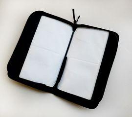 Φορητή τσάντα θήκη cd/dvd