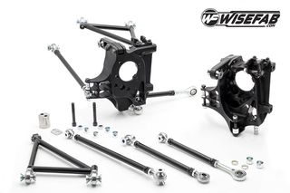 Wisefab πίσω Track kit για Nissan GT-R