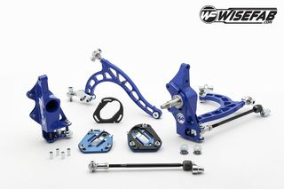 Wisefab εμπρός Lock/Drift V2 kit για Nissan Silvia S13 (με αποστάτες κρεμαγιέρας)