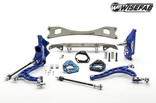 Wisefab εμπρός Lock/Drift V2 kit για Nissan Silvia S13 (με μετακίνηση της κρεμαγιέρας)