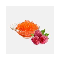 Φρουτένιες πέρλες bubble tea με γεύση raspberry / 3.2kg