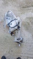 Audi tt mk1 99-05mod tholos metalikos deksis