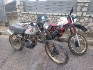 YAMAHA XT 200-250-350