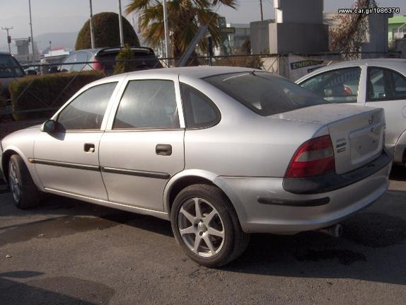 Opel Vectra 1997 1600 16V  ECOTEC