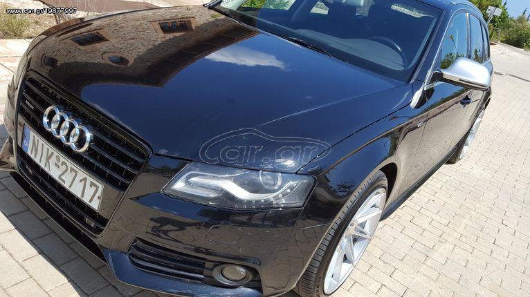 Audi A4 '09  Euro 5 TDI quattro Eλληνικό
