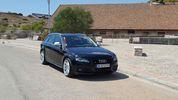 Audi A4 '09  Euro 5 TDI quattro Eλληνικό-thumb-8