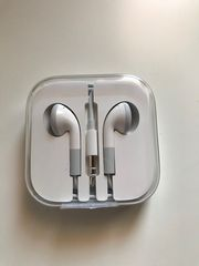 ΑΚΟΥΣΤΙΚΑ Apple Earpods 3.5mm HandsFree Άθικτα.