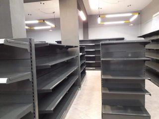 Ράφια & Γόνδολες Super Market καινούρια και μεταχειρισμένα