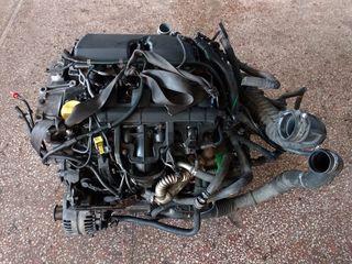 Κινητήρας - Renault Master II - 2.5 dCi 74kW 101PS (G9U754) 2006-10