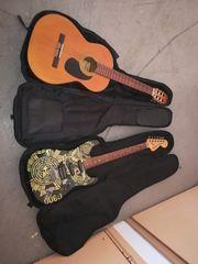 Πωλούνται κιθάρες σε άριστη κατάσταση.