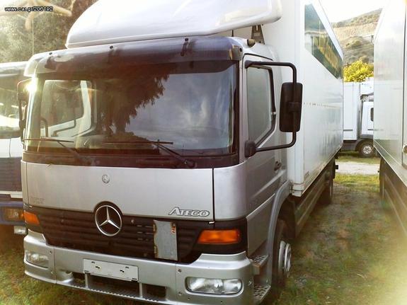 Mercedes-Benz '00 1323 ATEGO KOFFA