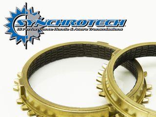 Synchrotech Pro Series carbon συγχρονιζέ set για Toyota GT86