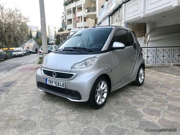 Smart ForTwo '09 EURO 5 CABRIO NAVI!!!