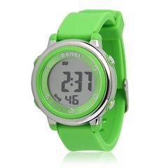 Ρολόι χειρός παιδικό SKMEI DG 1100 GREEN
