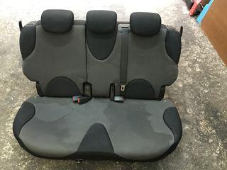 Πίσω κάθισμα Nissan Note E11 09-13