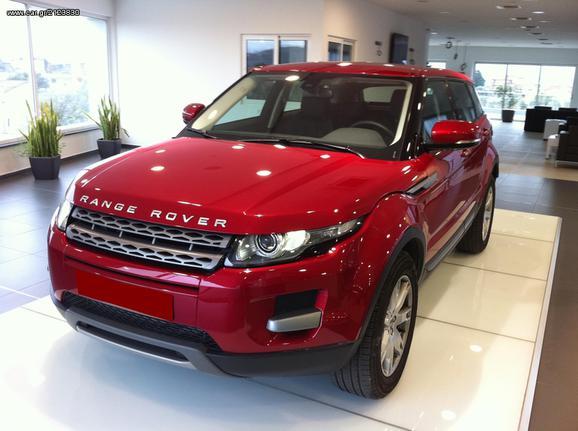 Land Rover Range Rover Evoque '11 Evoque 4X4 20i AUTO 245HP