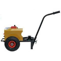Γεννήτρια τροχήλατη με δυναμό 12V/70A για ελαιοραβδιστικά χωρίς κινητήρα Ραμπαλάκος
