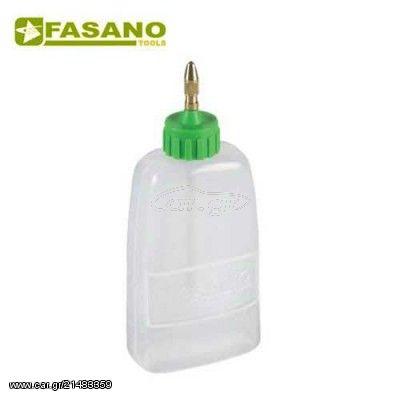 Δοχείο λαδιού πλαστικό με τηλεσκοπικό ρύγχος 150cc FG 497/OP3 FASANO Tools