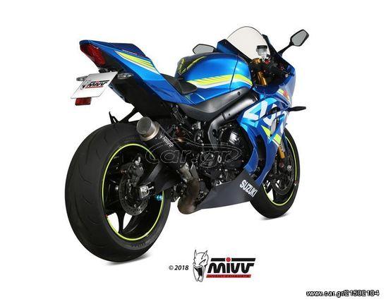 Mivv Εξάτμιση Τελικό Gp Pro Carbon Suzuki GSXR 1000 2017 - 2019