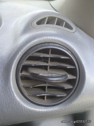 Hyundai ATOS Prime Αεραγωγους