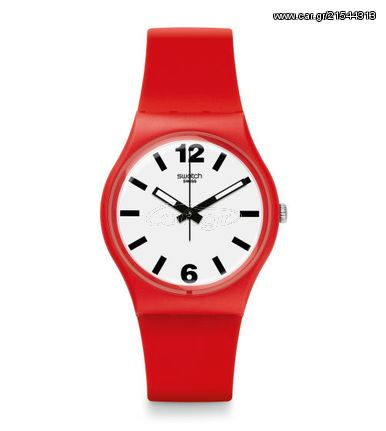 Swatch Swatch Red Pass GR162