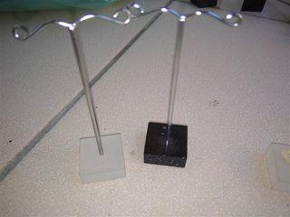Μεταλλικα σταντ για σκουλαρίκια