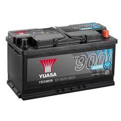 Yuasa YBX3780 12V 74Ah 740A SMF Battery