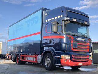 Scania '07 R500 με ADR EURO 5