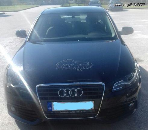 Audi A4 '11 A4 1.8 TURBO
