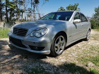 Mercedes C-CLASS W203 FACELIFT AMG 2006 κομματι κομματι για ανταλλακτικα