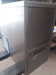 Παγομηχανή master frost 25 κιλά το 24ωρο