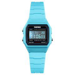 Αθλητικό ρολόι χειρός παιδικό SKMEI 1460 LIGHT BLUE