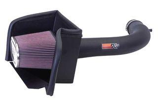 Κ&Ν Κιτ Εισαγωγής - Βελτίωσης - AIRCHARGER; DODGE RAM 1500, V6-3.7L; 2011