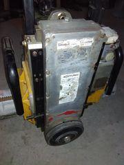 Μηχάνημα οικοδομικά μηχανήματα '95 Αδιαταρακτη κοπή cedima