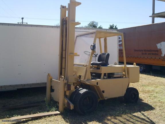 Clark '80 DFG 5-4,5ton