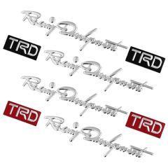 Toyota TRD αυτοκόλλητα.