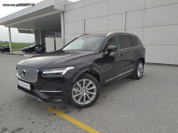 Volvo XC 90 '19 D5 AWD Inscription 7θέσιο