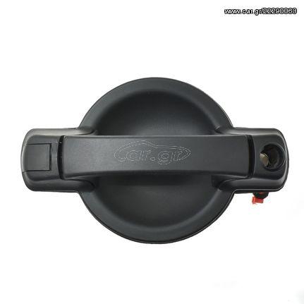 Χερούλι Πόρτας  FIAT DOBLO MPV / ΠΟΛΥΜΟΡΦΙΚΑ / 5dr 2001 - 2005 ( 119 ) Combi 1.2 (223AXA1A)  ( 223 A5.000  ) (65 hp ) Βενζίνη #6109232100R