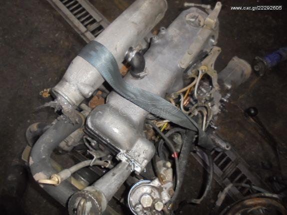 Κινητήρας Κορμός - Καπάκι 616910 για MERCEDES E - CLASS (1976 - 1982) (W123) | Kiparissis - The King of Parts