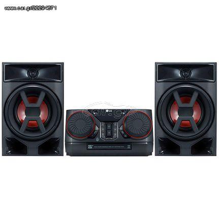 LG CK43.DEUSLLK Micro-Mini Hifi Black