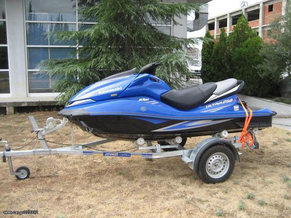 Kawasaki '08 ULTRA 250 X